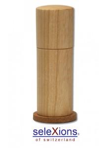 Selexions: Gewürzmühle Esche mit Keramikmahlwerk