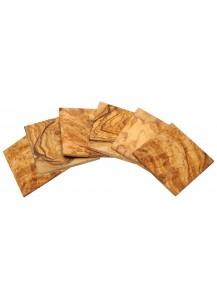 Coaster Olive Wood