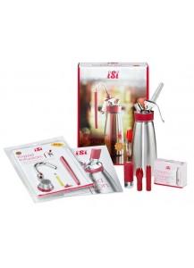 iSi: Rapid Infusion Set - Kit mit Gourmet Whip und 10 Kapseln