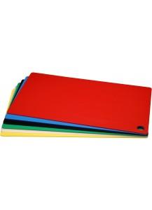Selexions: Top Board Schneideinlagen Set, 6-farbig sortiert, 53x32,5cm
