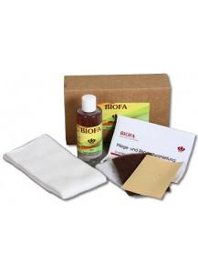 Biofa: Pflegeset mit Arbeitsplattenöl
