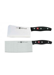 Zwilling: TWIN Pollux Set Chinese Chef's Knife & Cleaver