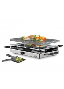 Spring: Raclette8 Classic mit Granitstein