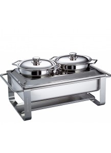 Spring: Eco Catering Suppenstation 2 x 4,5 L