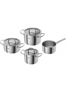 Zwilling: Prime Cookware Set, 4 pcs.