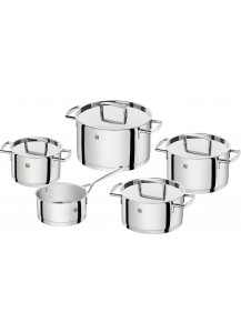 Zwilling: Passion Cookware Set, 5pcs., high-gloss