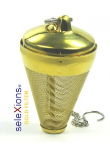 Selexions: Tea-Infuser Gold