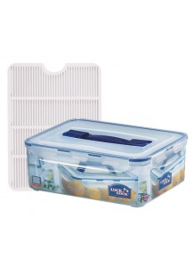 Lock & Lock: Rectangular Container 4.8 l (HPL880)