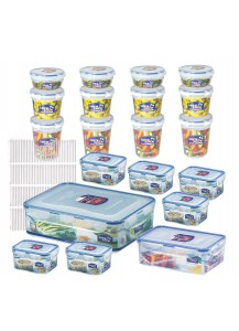 Lock & Lock: 20-Piece Set Containers (HPL834S20)