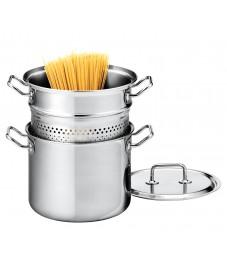 Spring: Brigade Premium Pasta Set, 22 cm