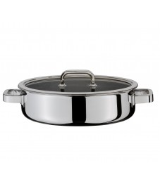 Spring: Finesse Gourmet Casserole with Lid 28 cm