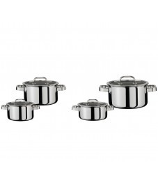 Spring: Finesse Starter Set 4-pcs with Lids