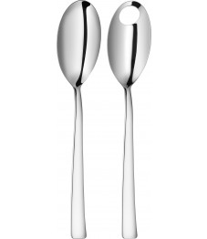 Zwilling: BELA Salad Servers with Draining Hole