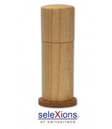 Selexions: Pfeffermühle Esche mit Keramikmahlwerk