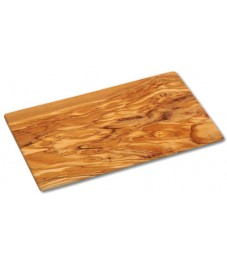 Herbs Cutting Board Olive Wood
