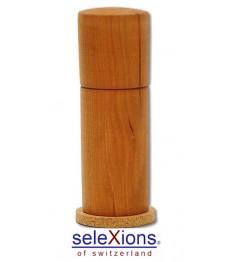 Selexions: Gewürzmühle Kirschholz mit Keramikmahlwerk