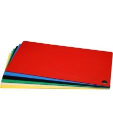 Selexions: Top Board Schneideinlagen Set, 6-farbig sortiert, 40x30cm