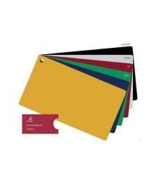 Selexions: Top Board Schneideinlagen 3-tlg. Set, 1-farbig, 53x32,5cm