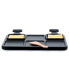 Kisag: PowerFire Raclette Plate