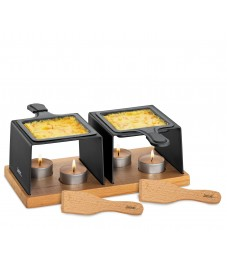Spring: Gourmet Käse Raclette 2er