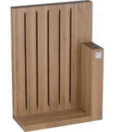 Zwilling: Messerblock Bambus, Magnet