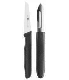 Zwilling: Twin Grip Messerset, 2-tlg.