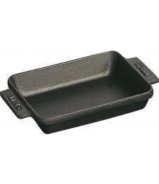 Staub: Mini rectangular dish, 15 cm x 11 cm