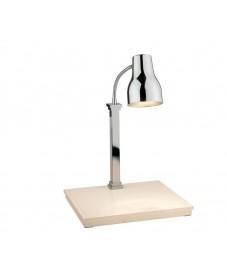 Spring: Carving Station mit Unterhitze und einer Lampe