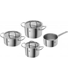 Zwilling: Prime Cookware Set, 4 pcs.