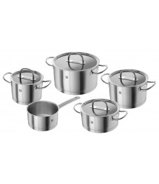 Zwilling: Prime Cookware Set, 5 pcs.