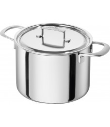 Zwilling: ® Sensation Stock Pot, Stainless Steel, 7,6 l, ⌀ 24 cm