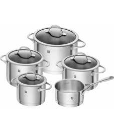 Zwilling: Essence Cookware set, 5 pcs.