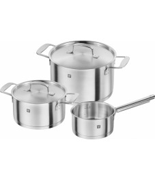Zwilling: Base Cookware set, 3 pcs.