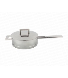 Demeyere: Low sauteuse with lid John Pawson