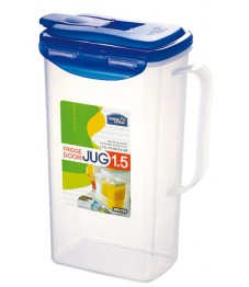 Lock & Lock: Water Jug 1.5 l (HPL733)