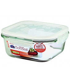 Lock & Lock: Container Boroseal Square 750 ml (LLG224A)