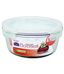 Lock & Lock: Container Boroseal Round 950 ml (LLG861A)