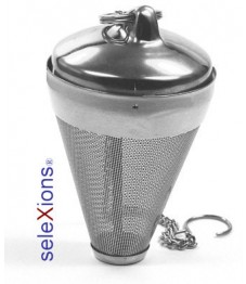 Selexions: Tea-Egg stainless-steel