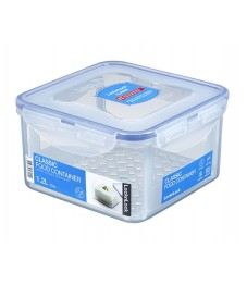 LocknLock: Container Square with Serving Inset 1.2 l (HPL822T)