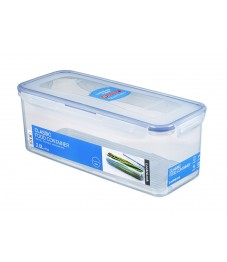 LocknLock: Rectangular Container 2.0 l with Drain Grate (HPL844)
