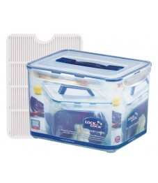 Lock & Lock: Rectangular Container container with handle 10,0l (HPL886)