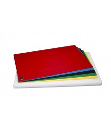 Selexions: Top Board Schneidbrett inkl. 6 verschiedenfarbige Einlagen